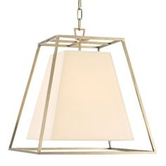 Kyle Pendant by Hudson Valley Lighting-available in polished nickel