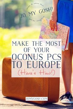 Moving to Europe with the military sounds awesome! Here's the one thing you have to do if you end up OCONUS there. Travel Abroad, Travel Tips, Travel Hacks, Travel Destinations, Oconus Pcs, Military Spouse, Military Families, Military Service, Military Style