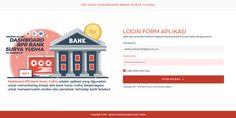 Login Design - BPR Surya Yudha Bank