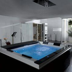Hi-Tech Bathroom#1