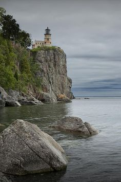 ✯ Split Rock Lighthouse - Northern Minnesota - lived in MN all my life and never have see the lighthouse...  ?