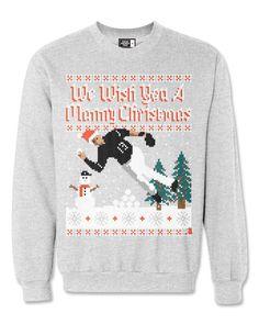 Manny Machado Ugly Christmas Sweatshirt