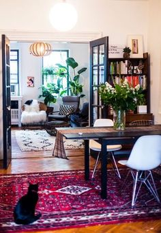 Heat, Eclectic One Bed room | A Cup of Jo. ** Learn even more at the image