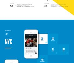 National Geographic City Guides iOS App on Behance