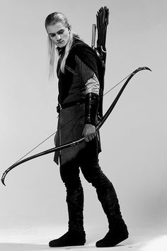 Legolas: The best Elvish archer in all of Middle Earth!!!