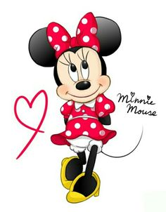 ❤♡Minnie Mouse♡❤