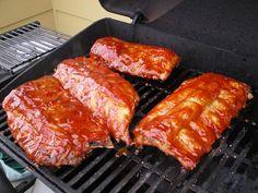Kansas City Baby Back Pork Ribs