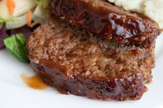 Honey BBQ meatloaf - I made this (doubled the recipe) and it was THE BEST meatloaf I have ever made!!!