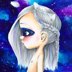 #emmanuellecolin #coloriagewild #anilinky #kohinoor #colorinthebest #galaxycolors #coloringbook #omalovanky