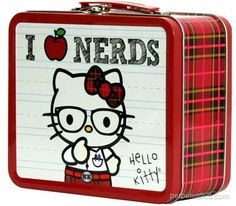 Fill this Hello Kitty lunch box with boxes of Nerds for a super cute and  clever gift! 250e99f35c