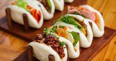 Coa Bao Burger fokim Pinterest Burgers Bao buns and Food