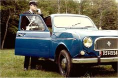 Renault 4. Emergency Vehicles, Police Cars, Vw Bus, Law Enforcement, Old Cars, Cars And Motorcycles, Vintage Men, Antique Cars, Automobile