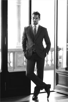 Marks & Spencer Men's A/W '12 Campaign > photo 1867534 > fashion picture