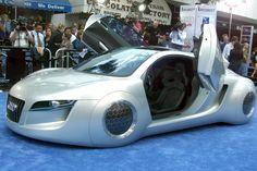 Viagem no tempo: veja a nova geração de carros em Hollywood
