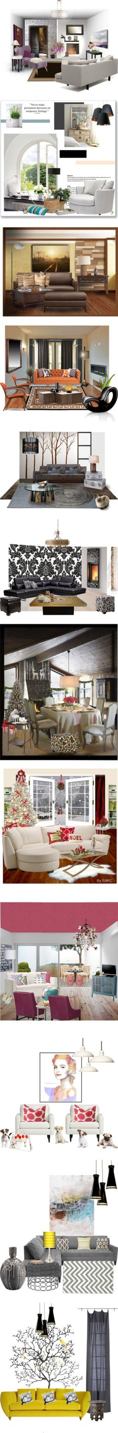 """Top Interior Design Sets for Dec 1st, 2012"" by polyvore on Polyvore"