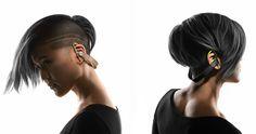 Normal :  fit-technology, premium materials #headphones 1/2