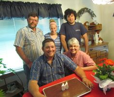 Giving Thanks: a Tradition for Growing Arkansas Dairy Family