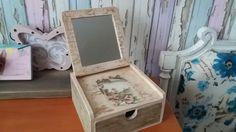 Bazarino Винтидж кутия за бижу�