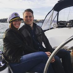 AJ proposed and she said yes! Sailing Charters, Instagram Posts