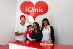 iClinic colabora con el Sindrome Rett apadrinando a Lucía, proporcionándole tratamiento dental en Málaga.