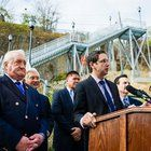 Fulop said he will help with fundraising and volunteer efforts in the May 13 election.