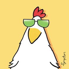 June 27 is Sunglasses Day. Have your people call my people. My poultry. Whatever.