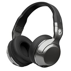 Skullcandy Hesh 2 Bluetooth Wireless Headphones with Mic BlackSilver -- You can get more details by clicking on the image. Note: It's an affiliate link to Amazon