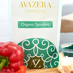Drink your greens! Our organic spirulina is packed with plant-based protein/iron, helping to keep your body in an alkaline state, along with many more health benefits- it's an amazing rejuvenator. Which is why we have included it within our detox kit for The Avazera 14-Day Detox Program! #Az14Days  #avazera #AZwellnessambassador #spring #cleanse #detox #superfood #tea #looseleaftea #natural #organic #wellness #nutrition #vegan #health #cleanse #detox #nutritionist #weightloss #digestion…