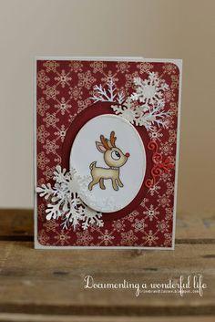 Christmas Card. Imaginisce.   Trine Brandt-Lassen - Documenting a wonderful life