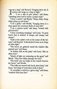 The Waves, by Virginia Woolf.