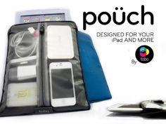 Tabu Multi Functional iPad Pouch