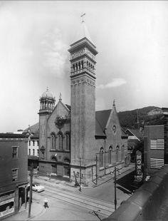 Vintage Johnstown: Church Time