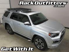 Toyota 4-Runner Rhino-Rack Pioneer SX Platform '10-'16