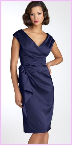 Mother of the Bride dress, want in black, brown, grey or some other color.