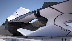 Tom Wiscombe - Emergent Architecture