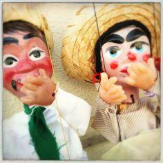Puppets Mexican San Antonio Texas