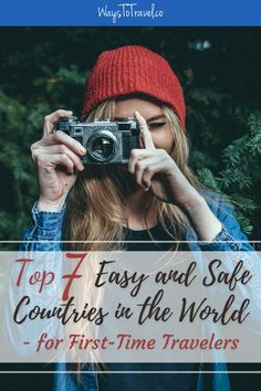 I have collected the absolute easiest and safest countries to travel for first-time travelers based on crime rate, health care, infrastructure, language, and my personal biased opinion. Re-pin if you agree that this travel advice is helpful for first-time solo backpackers and other 2021 travelers. First-time travel | Travel tips | Covid | Corona | Travel Safely | First Travel Abroad | International travels #travelsafe #safetraveling #travelcovid #travelinspiration #travelin2021…