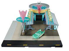 Disney Cars Precision Series Flos V8 Cafe -- Visit the image link more details.