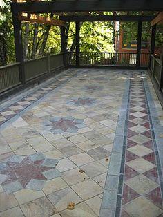 Jeffrey Bale S World Of Gardens November 2010 Patio Tiles Dream Decor Driveway Ideas