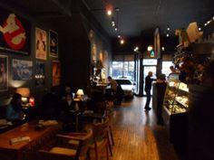 The Wormhole coffee shop