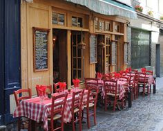 Paris, Rue Mouffetard