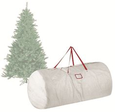 Elf Stor Premium White Holiday Christmas Tree Storage Bag, x Bag) Strong durable tear-proof material Dimensions 30 Large enough to hold a 9 foot disassembled artificial Christmas tree Durable nylon handles for easy carry Built to last year after year 9 Foot Christmas Tree, Christmas Tree Storage Bag, Christmas Bags, Christmas Holidays, White Christmas, Holiday Storage, Merry Christmas, Farmhouse Christmas Decor, Holiday Decor