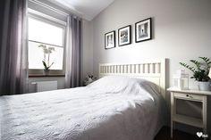 Urządzamy małą sypialnie #sypialnia #szarasypialnia #bedroom