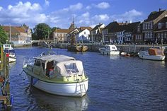 ... would love to visit someday, the Ribe River, Denmark.  not very likely, however.