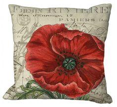 """Red Poppy """"We honor Veterans"""""""