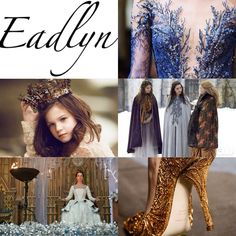 You are Eadlyn Schreave… No one is as powerful as you.
