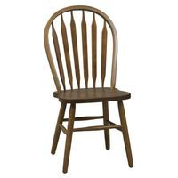 Solid Wood Colonial Dining Chairs Set Of 2 Dining Room Bar