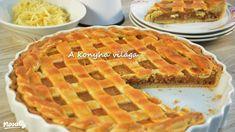 Rácsos almás pite ahogy A konyha világa készíti | Nosalty Apple Pie, Waffles, Breakfast, Food, Morning Coffee, Essen, Waffle, Meals, Yemek