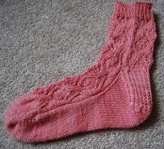 Spring Pools are a lovely swirling pattern giving the serene feeling of pools of spring water. These are so much fun to knit, you won't want to put them down as the repeat develops the pattern. Each row has something to do so you will never get bored. Knitting Socks, Free Knitting, Knit Socks, Knitting Videos, Sport Weight Yarn, Spring Water, Pattern Library, My Socks, Getting Bored
