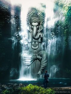 Likes, 5 Comments - Bappa____Maza Ganesh Images, Photo, Dont Touch My Phone Wallpapers, Lord Hanuman Wallpapers, Photo Manipulation, Image, Buddha Statue, Happy Ganesh Chaturthi Images, Ganesha Pictures